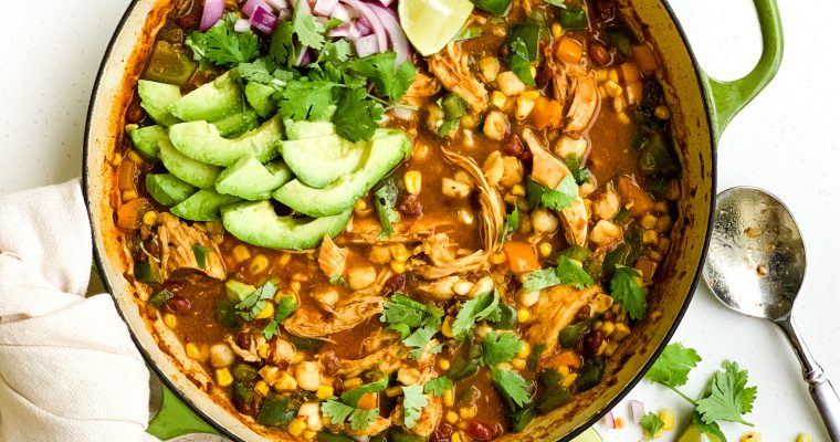 Shredded Mexican Chili Chicken